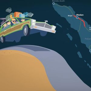 Hutama Karya Resmi Garap Tol Pekanbaru-Padang