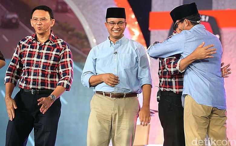Tim Ahok Sayangkan Pilgub DKI Jadi Ajang Taruhan