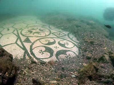 Mirip Atlantis! 8 Kota yang Tenggelam di Lautan