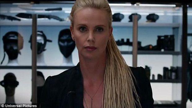 Charlize Theron Kembali untuk 'Fast & Furious 9'