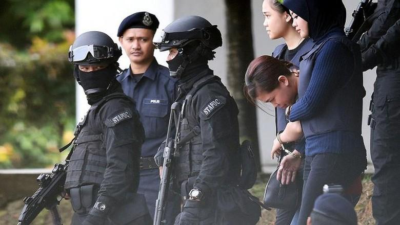 Pembunuhan Kim Jong-Nam, Sidang Siti Aisyah Dilanjutkan 30 Mei