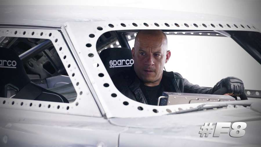 The Fate Of The Furious Jadi Pertaruhan Vin Diesel