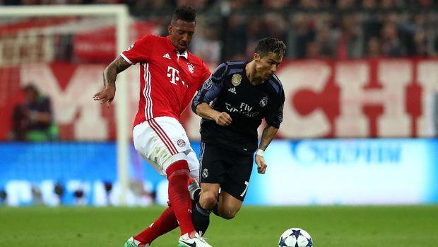 Jerome Boateng percaya diri bisa membalas kekalahan dari Real Madrid musim lalu.