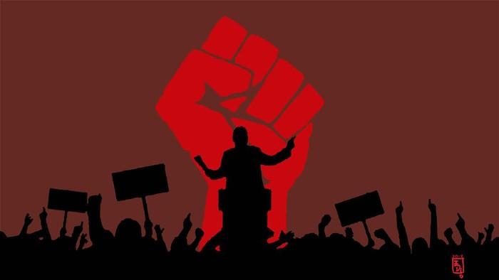 Masalah Masalah Demokrasi Kita Hari Ini