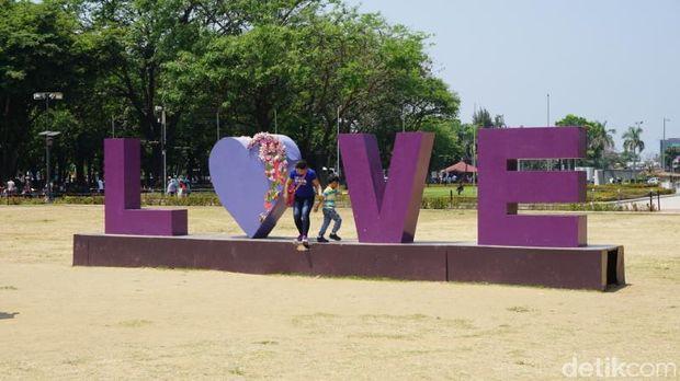 Rizal Park di Filipina