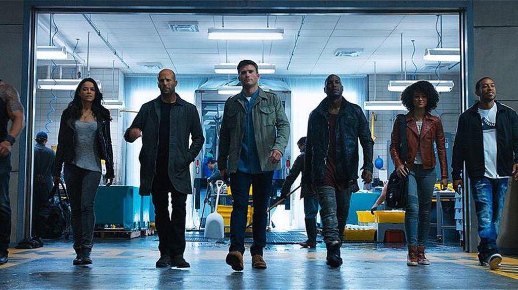 Kru Alami Kecelakaan, Syuting Fast & Furious 9 Dihentikan Sementara