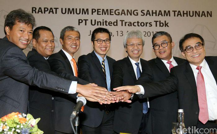 Keputusan tersebut disepakati melalui Rapat Umum Pemegang Saham Tahunan (RUPST) 2017.