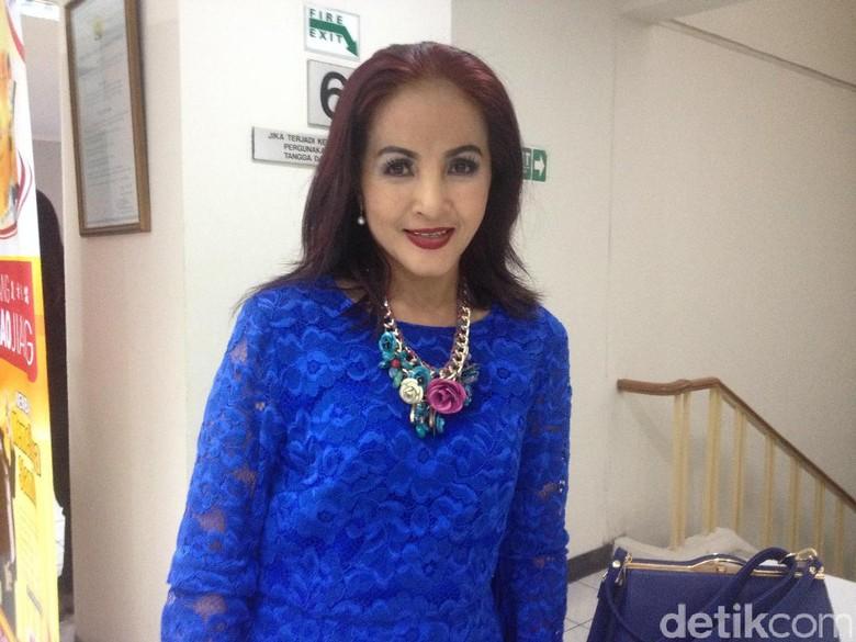 Machica Mochtar Gugat Cerai Suami untuk Kedua Kali