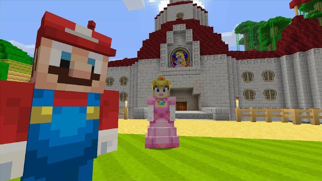 Microsoft Bakal Rilis Minecraft Gaya Pokemon Go