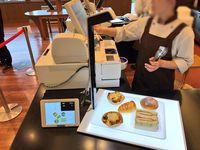 Bakery Ini Gunakan Pemindai Khusus untuk Deteksi Langsung Jenis dan Harga Roti