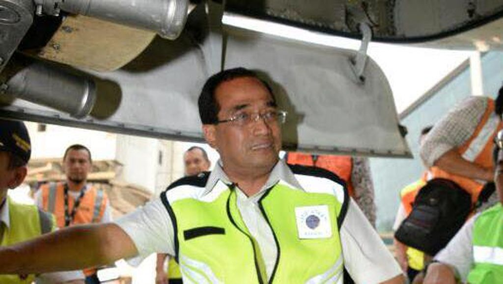Menhub Maraton Cek Pembangunan Infrastruktur di Sulawesi