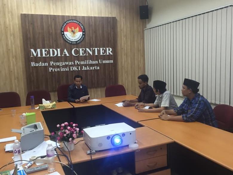 Panitia Tamasya Al-Maidah Dilaporkan ke Bawaslu DKI