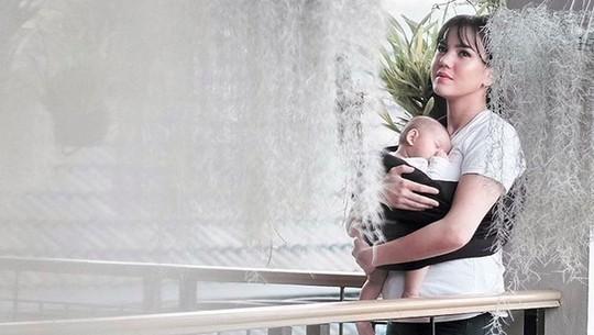Melihat Alita Naora, Putri Alice Norin yang Kini Berusia 2 Bulan