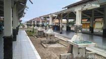 Ratusan Kios di Bantul Senilai Rp 15 M ini Dibiarkan Mangkrak