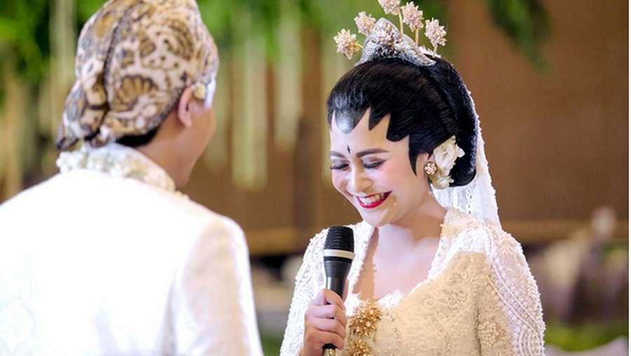 Melihat Pernikahan Adik Nagita Slavina