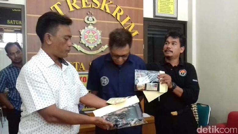 Polresta Solo Amankan Pria yang Mengaku Anggota Interpol