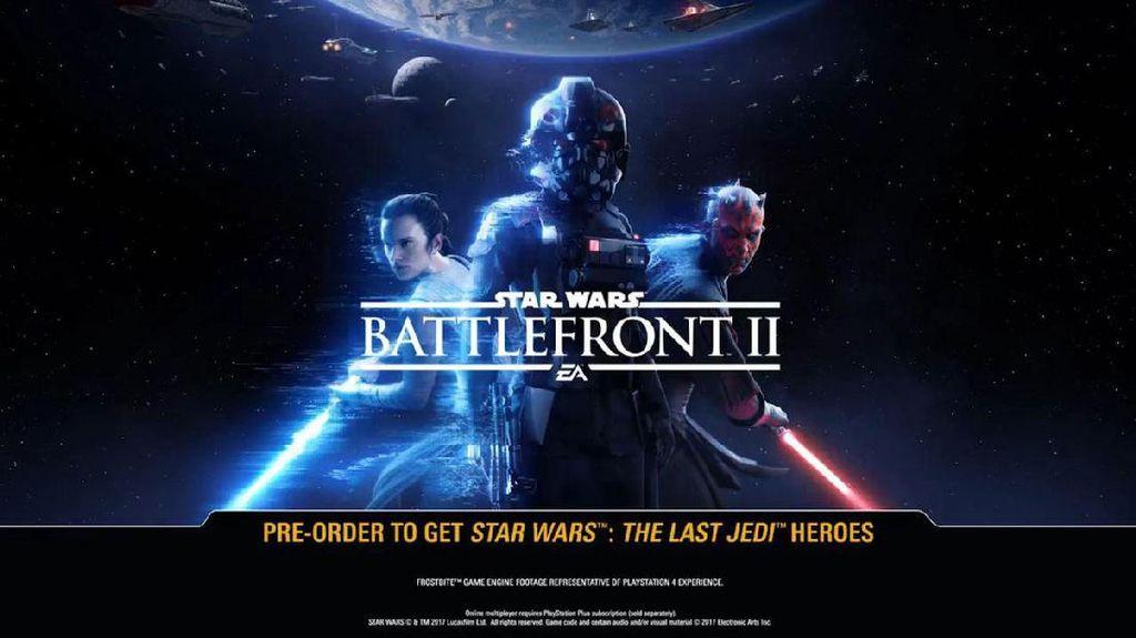 Tuai Kontroversi, Bagaimana Nasib Star Wars Battlefront 2?