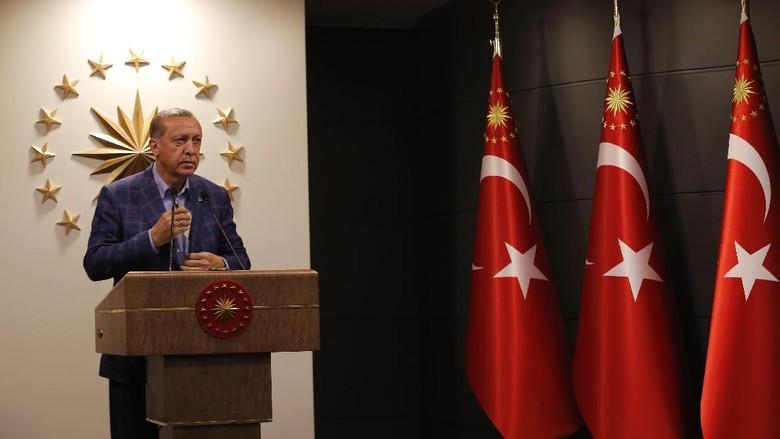 Erdogan Tolak Bicara dengan Assad Pembunuh 1 Juta Warganya
