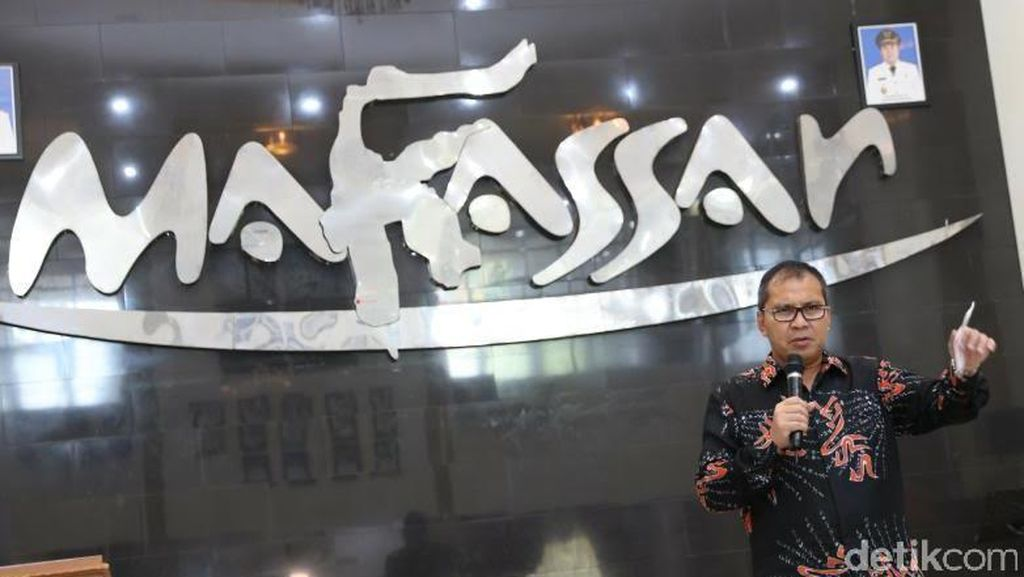 Wali Kota Danny Ajak Sineas Makassar Eksplorasi Budaya Lokal