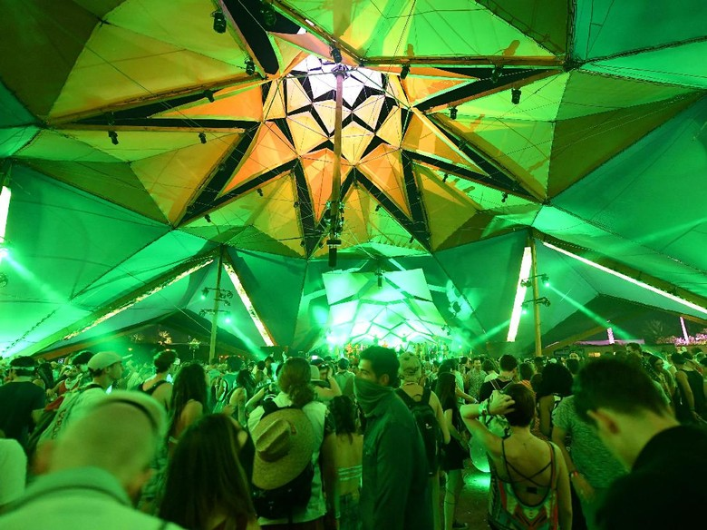 Dituduh Monopoli Artis, Coachella Buka Suara