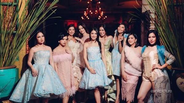 Chacha Frederica Kaget Arisan Girls Squad Dibicarakan dan Disebut Geng Sosialita