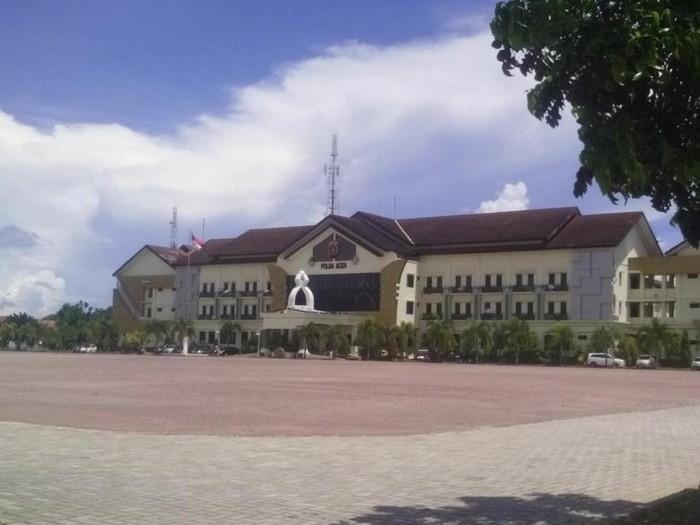 Foto: Polda Aceh (Agus Setyadi/detikcom)