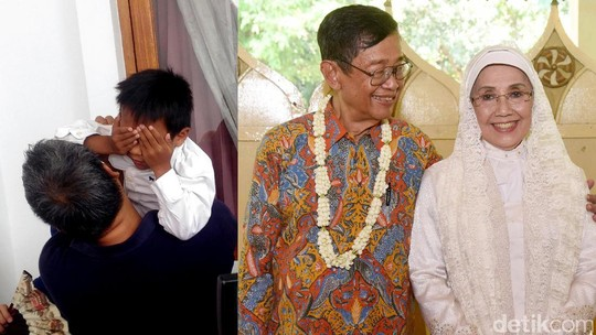 Duka Anak Renita Sukardi, Senyum Nani Widjaja dan Ajip Rosidi