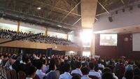Kuliah Umum Sri Mulyani di STAN Dipadati Ribuan Mahasiswa