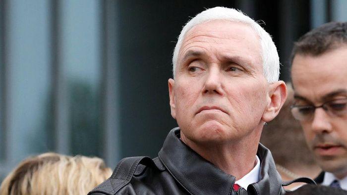 Wapres AS, Mike Pence (Foto: REUTERS/Kim Hong-Ji)