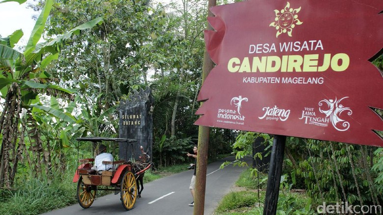 1 jam dari Jogja: 15 tempat makan di Magelang bernuansa tradisional dengan view asri