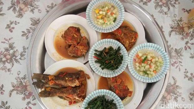 Wisata kuliner Iwak Beong di Magelang