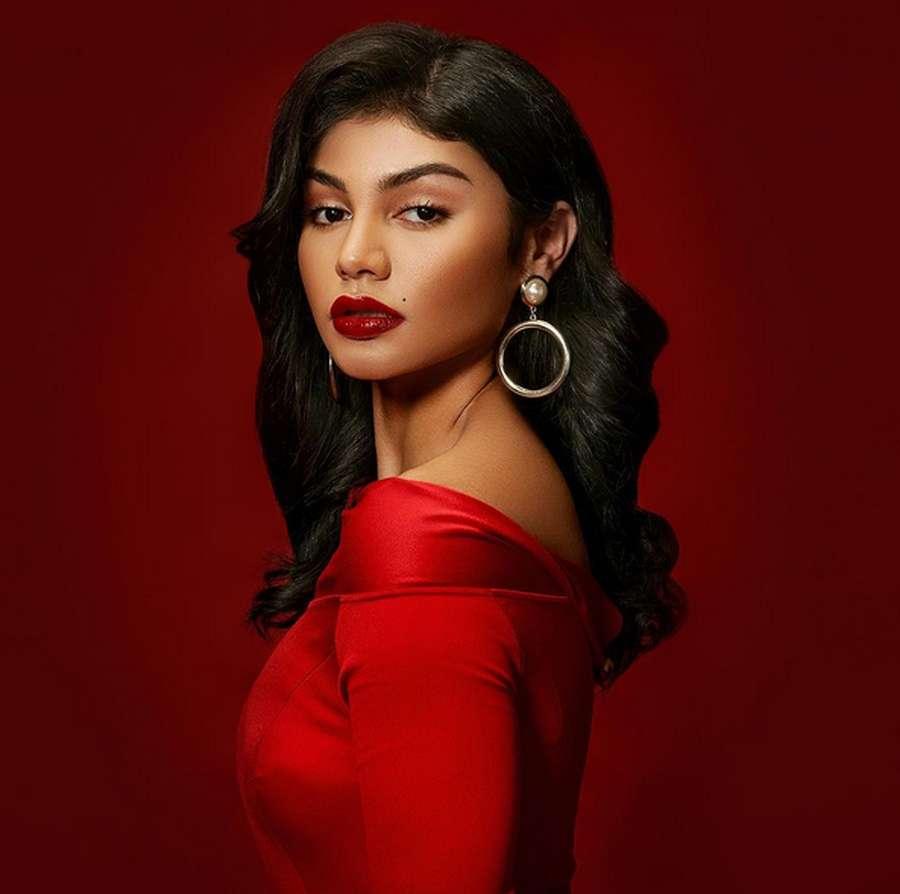 Jihane Almira, Si Cantik nan Eksotis