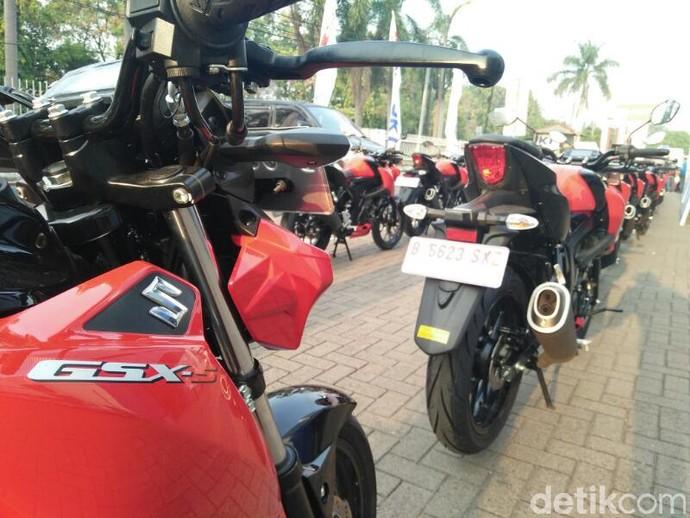 Suzuki GSX-S 150 Diuji Keliling Pulau Jawa