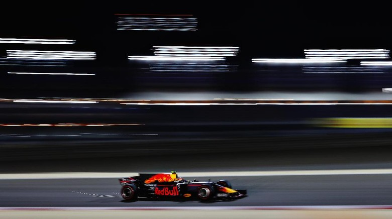Crash, Verstappen Yakin Setidaknya Bisa Finis Kedua
