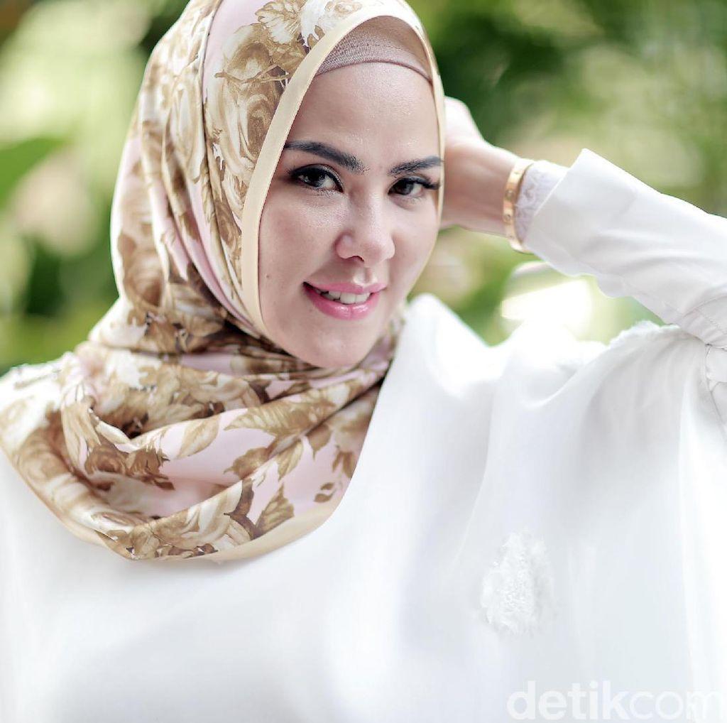 Kisah Cinta Angel Lelga, Drama Rhoma Irama dan Cap Ratu Nikah Siri