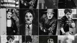 Melihat Wajah Polos Charlie Chaplin Tanpa Kumis Khasnya