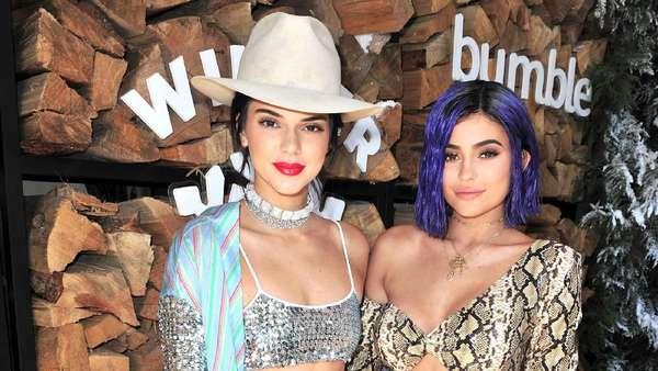 Duo Jenner hingga Alessandra Ambrosia, Gaya Selebriti di Coachella 2017
