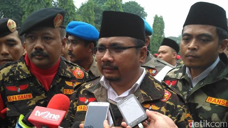 GP Ansor Jelaskan Soal Viral Pembakaran Bendera Tauhid