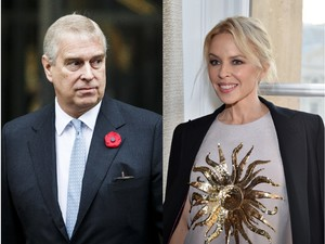 Pangeran Andrew Dikabarkan Diam-diam Pacaran dengan Kylie Minogue