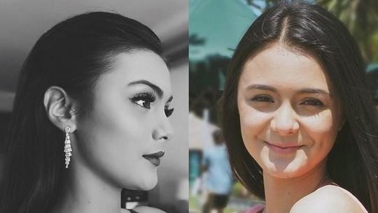 Lebih Suka Amanda Rawles dengan Makeup atau Tanpa Makeup?