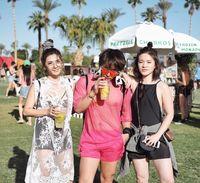 Foto: Gaya Selebgram Indonesia Datang ke Coachella