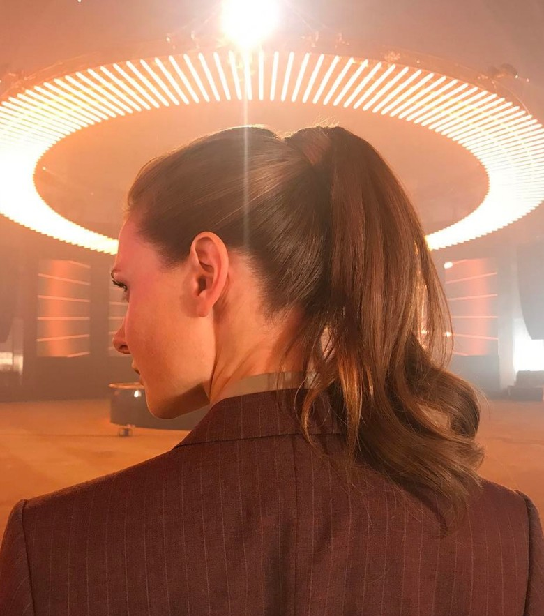 Penampakan Perdana Rebecca Ferguson di Mission Impossible