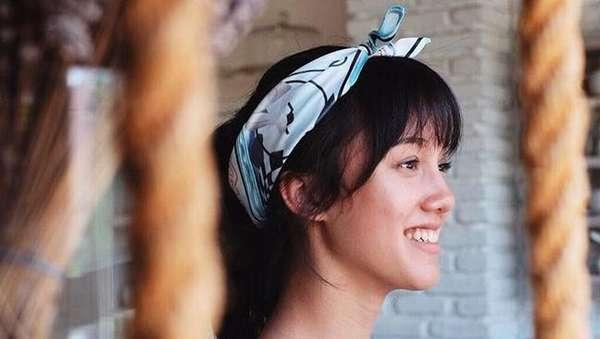 Manisnya Putri Tora Sudiro yang Beranjak Dewasa
