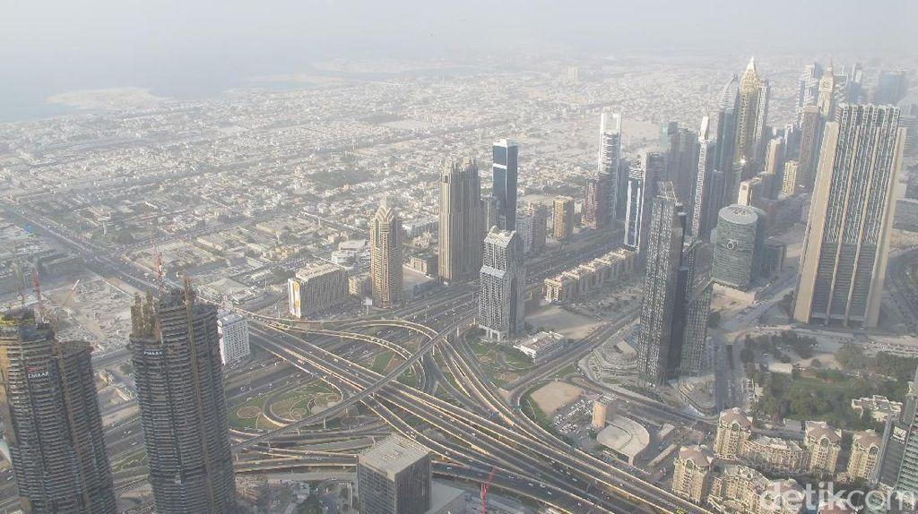 Bukan Lagi Mewah, Dubai Mau Bahagia