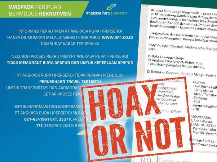 Kabar Bandara Kulon Progo Buka Lowongan Gaji Minimal Rp 6 5 Juta