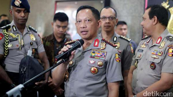 Kapolri Sesalkan Penembakan Polisi ke Mobil Sekeluarga di Sumsel
