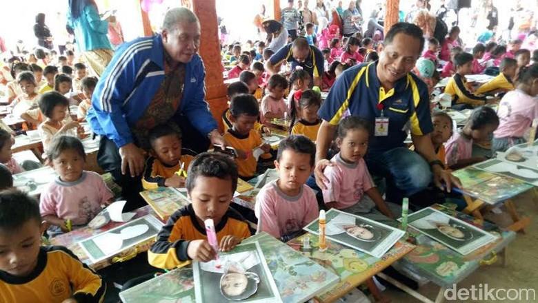 1.700 Anak TK dan Paud Dilatih Mengenang Jasa Pahlawan RA Kartini