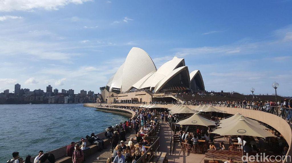 Liburan ke Australia, Orang Indonesia Sukanya ke Mana?
