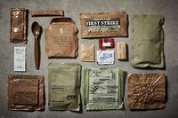 Artis Ini Ubah Ransum Tentara Jadi Sajian Restoran Bintang Michelin