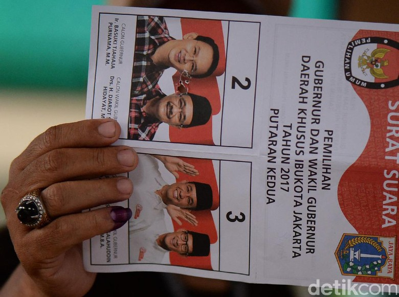 KPU DKI: Partisipasi Masyarakat Meningkat pada Pilgub Putaran Dua